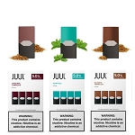 JuuL Pre-Filled Replacement 5% Nicotine Salt Pods - (4ct)